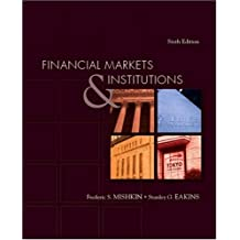 Financial Markets and Institutions: United States Edition