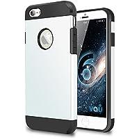 vau iPhone Defender Armor - Vacant White - Hülle, Case für Apple iPhone 6 / 6S