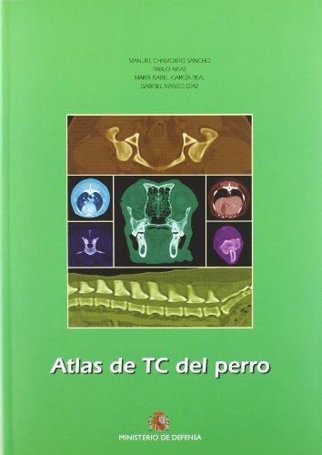 Atlas de TC del Perro por Manuel Chamorro Sanco