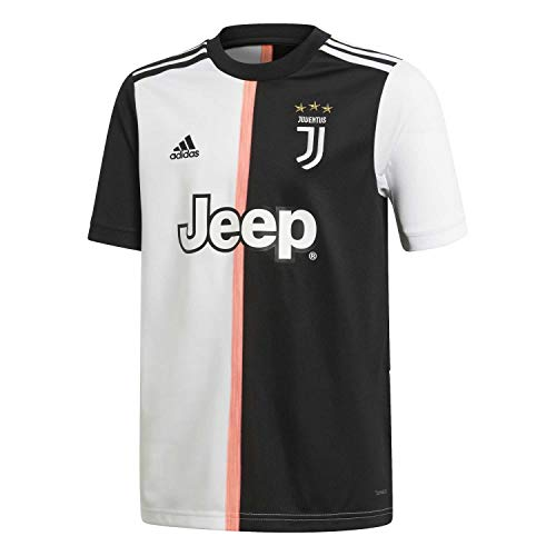 42caf794e adidas 19 20 Juventus Home Jersey Youth Jerseys Kinder M Schwarz Weiß