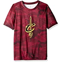 980795a3b4e6 NBA by Outerstuff NBA Youth Boys Full Assault Sublimated Short Sleeve Tee