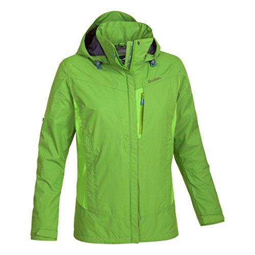 SALEWA Damen Jacke Clastic 2.0 PTX W Jacket, Foliage/5350, 50/44 (XXL), 00-0000024759