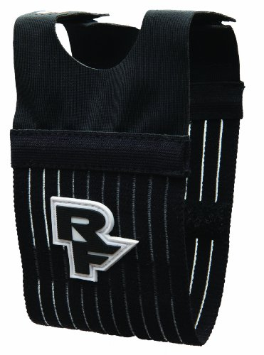 Race Face Spritzschutz Mud Crutch, Black, M, FA413003