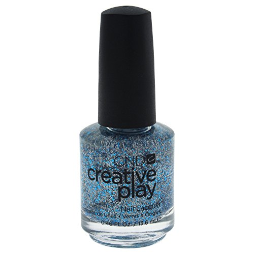 CND Creative Play Kiss Teal #459 13,5ml (Opi Nagellack Teal)