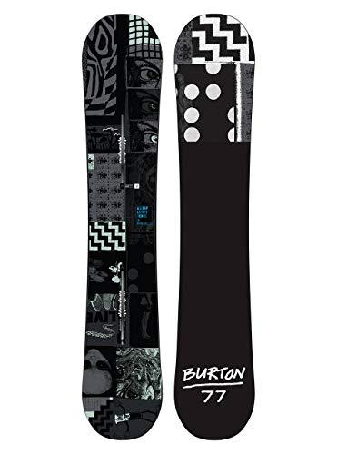 Burton Herren Amplifier NO Color Snowboard, 154 -