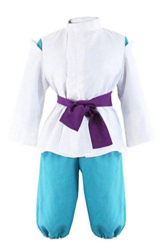 wotogold Damen 1 japanische Anime Cosplay Kostüme Kimono Anzug 1 Small Weiß