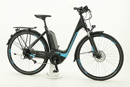 Bergamont E-Horizon 7.0 Wave Damen Pedelec Elektro Trekking Fahrrad schwarz/blau 2018: Größe: 52cm (171-176cm)