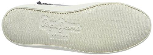 Pepe Jeans - Clinton Chelsea, Scarpe da ginnastica Donna Blu (Blau (Navy 595))