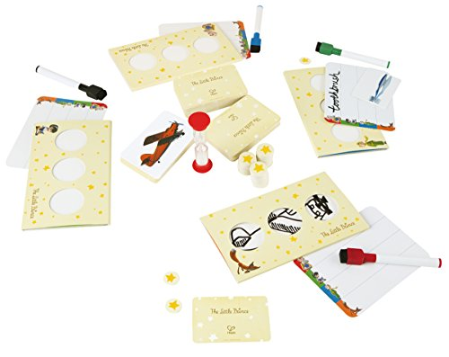 HaPe International INC The Little Prince Draw Me A Sheep Card Game