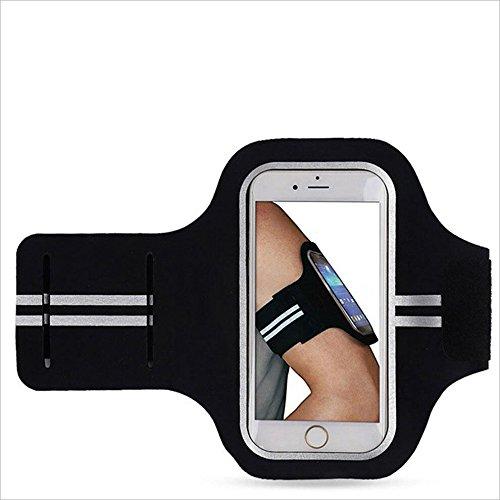 Gububi Outdoor Sports Arm Tasche Laufende Wasserdichte Arm Band Iphone6   / 7/8 Handy Arm Band Fitness-Laufen-Armband-Handytasche (Iphone6 Fitness-armband)