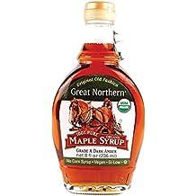 Gran Norte | jarabe de arce Orgánica | 1 x 236ml (UK)