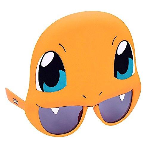 sunstaches Offizielles Lizenzprodukt Pokemon Glumanda