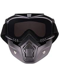 Daesar Gafa Tactica Gafas de Seguridad Gafas Protectoras Unisex Antivaho Gafas Esqui Hombre Gafas Esqui Mujer