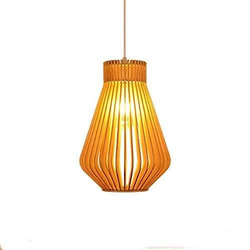 HJ-DENG Lámpara de araña, el japonés moderno estilo minimalista de ...