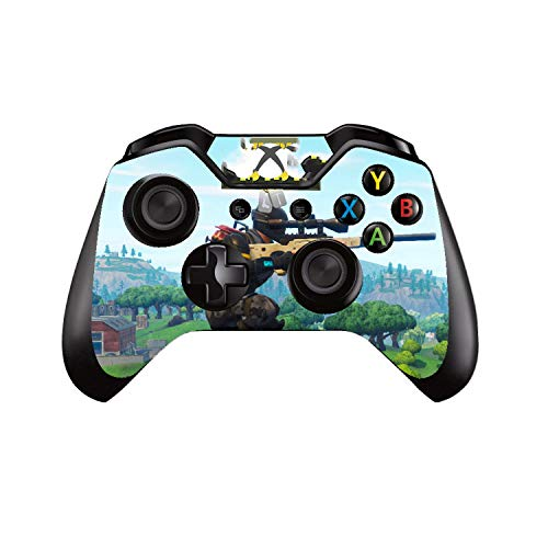 Price comparison product image WELLDRESSED Game Sticker Vinyl For Microsoft Xbox One Controller Decal Skins For Xbox One Gamepad Cover For Xbox One Joypad,13