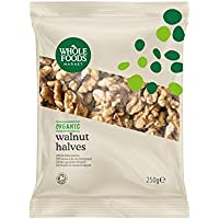 Whole Foods Market - Nueces sin cáscara ecológicas, 250 g