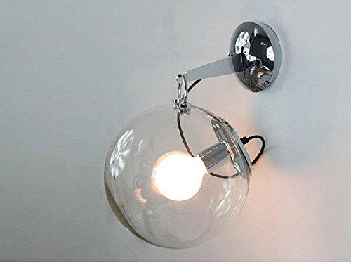 Heyun& lampada da parete led semplici e moderni bolle di sapone sferica alberghieri personalizzati luci camera da letto comodino lampadario