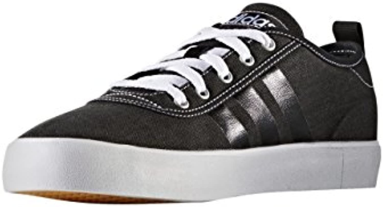 Adidas Neosole, Zapatillas para Hombre, Negro (Negbas/Negbas/Ftwbla), 42 EU