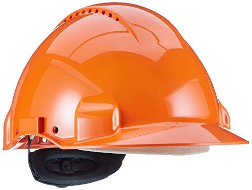 3M Peltor G3000 Schutzhelm, orange, G30MUO