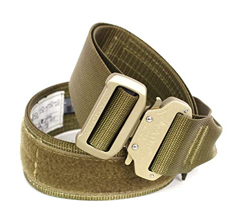 Fusion Riggers Gürtel, Unisex, Riggers, Coyote Brown (Tactical Rigger Belt)