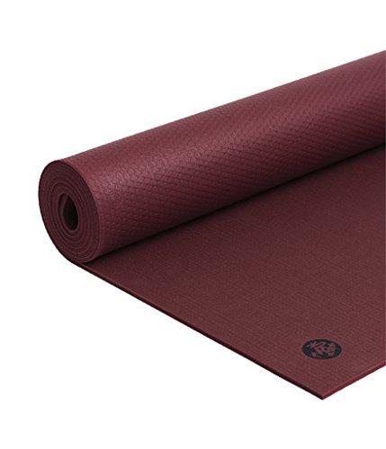 Manduka Pro Yoga- und Pilatesmatte, unisex, Black Verve
