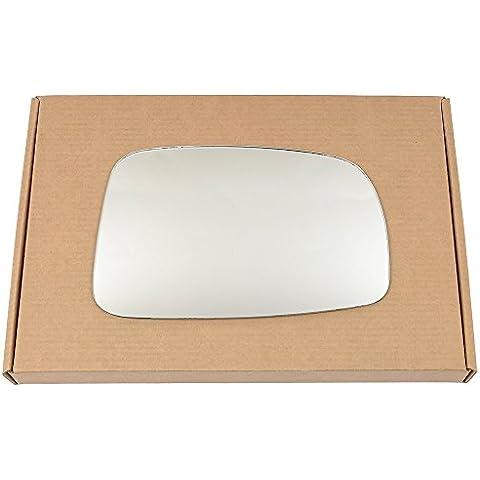 Derecho Lado del conductor ala de plata espejo de cristal para Toyota Corolla Verso 2004–2009