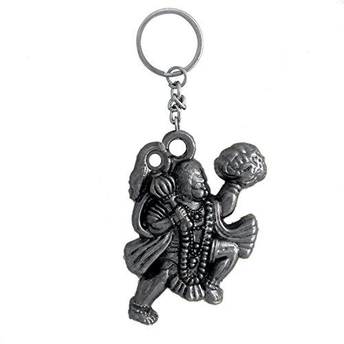 The Marketvilla God Keychains Jai Hanuman Bajrangbali Keychain With Metal Ring For Kids, Men Women Boys & Girls  available at amazon for Rs.125