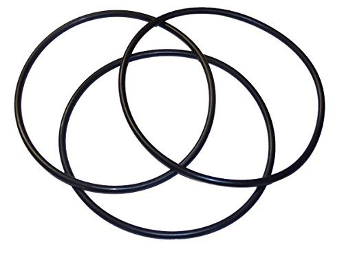 (3 Pack) Culligan or-100 (schmal) O-Ring Big Blue Filter Gehäuse O-Ring buna-n O von CAPTAIN O-Ring -