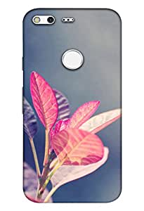 Google Pixel Mobile Back Cover For Google Pixel; It Is Matte glossy Thin Hard Cover Of Good Quality (3D Printed Designer Mobile Cover) By Clarks