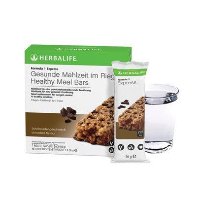 Formel 1-EXPRESSRIEGEL (Packung mit 7 Stück) Geschmack Joghurt und Beerenfrüchte