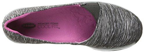 Dr. Scholl's Avalon Femmes Synthétique Chaussure de Marche Black-Rythm