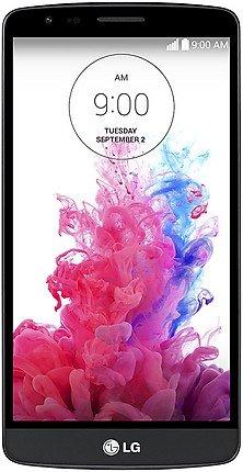 LG G3 Stylus (Titan Black, 8GB)