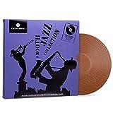ChocoVinyl 'Smooth Jazz' - Schallplatte aus Schokolade, Schoko-Schallplatte, Witzige Schokoladen Geschenke
