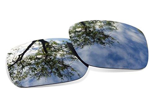 Sunglasses Restorer Lenti Polarizzate Combo Black Iridium + Verde Sapphire di Ricambio per Oakley