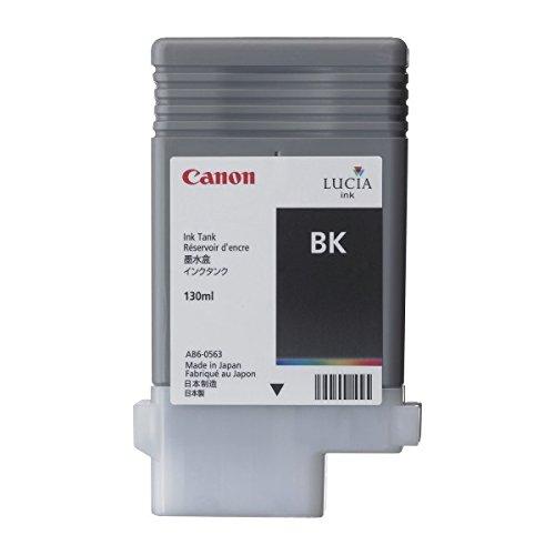 Galleria fotografica CARTUCCIA PFI-102BK NERA COMPATIBILE PER CANON IPF500 IPF600 IPF700 LP17 LP24 PFI-102BK 130ML