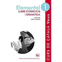 Elemental 1. Veus Llibre D'exercicis I Gramàtica