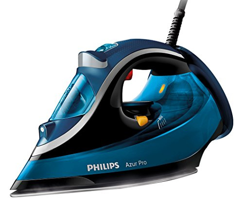 Philips GC4881/20 Azur Pro Steam Iron with 210 g Steam Boost, 2800 W - Blue