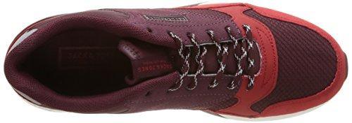 JACK & JONES Jjbayard Herren Sneaker Violett - Violet (Port Royale)