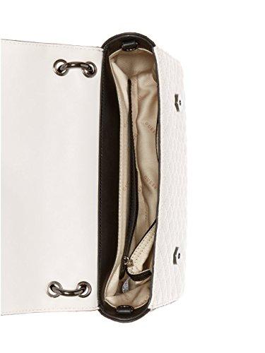 Hobo Beige 5 Damen Guess centimeters 5x18x28 Shopper Bags OwE06Tx