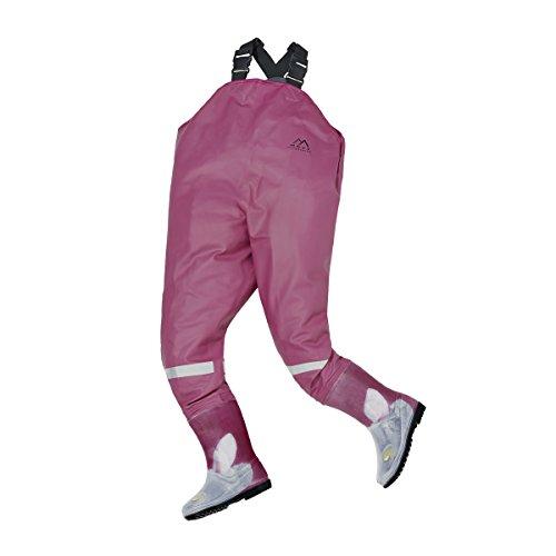 Kinetic Kinder Wathose Pink/Lila 23/24