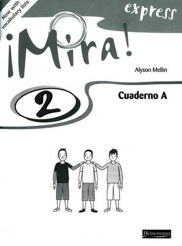 Mira Express 2 Workbook A Revised Edition (Pack of 8)
