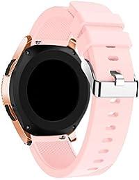 Correa de Reloj dkings para Xiaomi Amazfit bip, liberación rápida, Banda de Reloj de