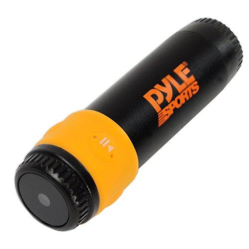 Pyle Digital Video Recorder Wasserdicht mit Kopfhörer Tasche und Befestigungsset Kodak Tube