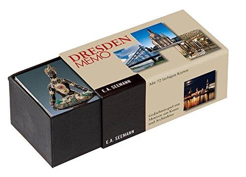 Dresden-Memo (Spiel): Gedächtnisspiel mit Motiven aus Kunst und Architektur