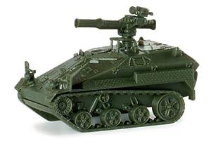 Herpa 742214 Wiesel TOW - Carro de combate a escala