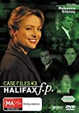 Halifax f.p.: Case Files #3 - 3-DVD Set ( Halifax f.p.: A Person of Interest / The Spider and the Fly / A Hate Worse Than Death ) [ Origine Australien, Sans Langue Francaise ]
