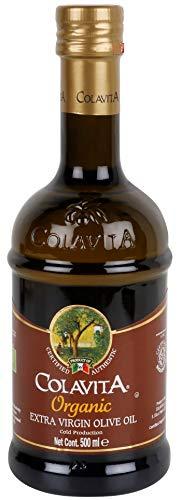 Colavita Organic Extra Virgin Olive Oil (Cold Production) 500 ml