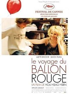 1-DVD SPEELFILM - LE VOYAGE DU BALLON ROUGE