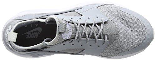 Nike Herren Air Huarache Run Ultra Gymnastikschuhe Grau (lupo Grigio / Grigio Pallido / Bianco 007)