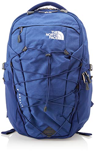 The North Face Equipment TNF Mochila Borealis, Unisex adulto, Flag Blue Light Heather/TNF White, Talla única